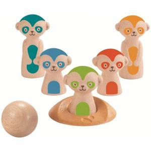 Plan toys - PT5199 - Bowling des Animaux (432434)