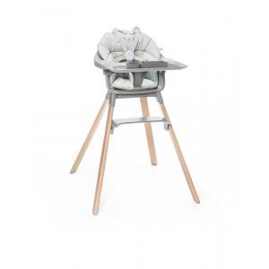 Stokke - BU229 - Set chaise haute Clikk avec coussin et ezpz set de table (432724)