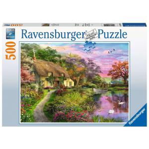 Ravensburger - 15041 - Puzzle 500 pièces - Maison de campagne (432740)
