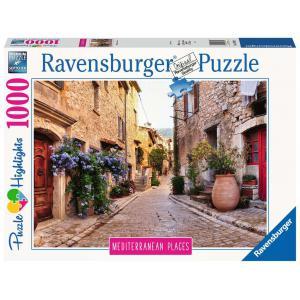 Ravensburger - 14975 - Puzzle 1000 pièces - La France méditerranéenne (Puzzle Highlights) (432742)