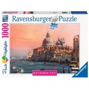 Ravensburger - 14976 - Puzzle 1000 pièces - L'Italie méditerranéenne (Puzzle Highlights) (432744)