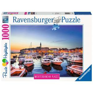 Ravensburger - 14979 - Puzzle 1000 pièces - La Croatie méditerranéenne (Puzzle Highlights) (432750)