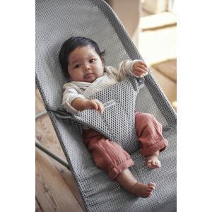 Babybjorn - 006018 - Transat Bliss, Gris, Mesh (433054)