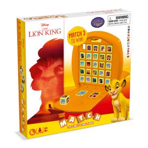 Le Roi Lion - 035507 - Match le roi lion     nouveaute (433076)