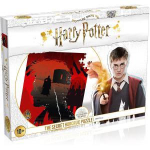 Harry Potter - WM00367-ML1-6 - Puzzle Harry Potter secret horcrux 1000 pieces     nouveaute (433118)