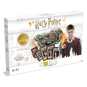 Winning moves - 0491 - Cluedo Harry Potter - pack blanc     nouveaute (433128)