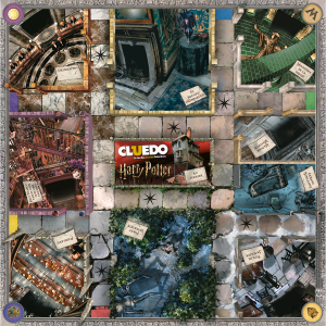Winning moves - 0491 - Cluedo harry potter (433128)