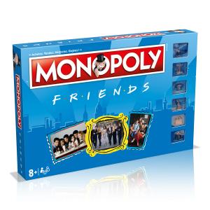 Winning moves - 0433 - Monopoly friends     nouveaute (433136)