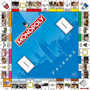 Winning moves - 0433 - Monopoly friends (433136)