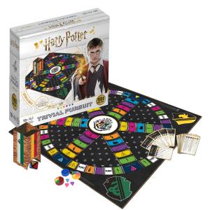 Winning moves - 0486 - Trivial pursuit Harry Potter édition ultimate     nouveaute (433146)