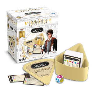 Winning moves - 0484 - Trivial pursuit voyage harry potter volume 1 (433148)