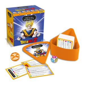 Winning moves - WM00312-FRE-6 - Trivial pursuit voyage dragon ball z (433152)