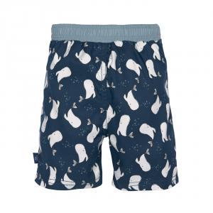 Lassig - 1431009477-12 - Short de bain garçons Baleine 12 mois (433184)