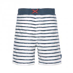 Lassig - 1431009482-12 - Short de bain 12 mois garçons Rayures marine bleu (433188)