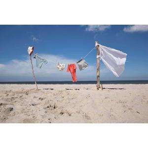 Lassig - 1431009482-18 - Short de bain 18 mois garçons Rayures marine bleu (433190)
