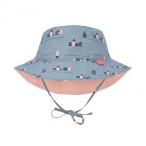 Lassig - 1433005252-06 - Chapeau de Soleil réversible Cabine de plage 6 mois (433216)