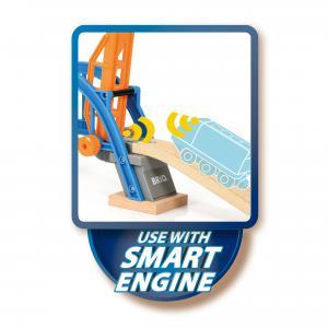 Brio - 33961 - Pont levant smart tech - Age 3 ans + (433284)