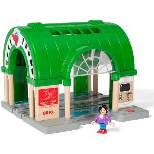 Brio - 33649 - Gare centrale sonore - Thème Voyageur - Age 3 ans + (433382)