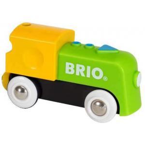 Brio - 33705 - Ma première locomotive a pile - Age 18 m + (433418)