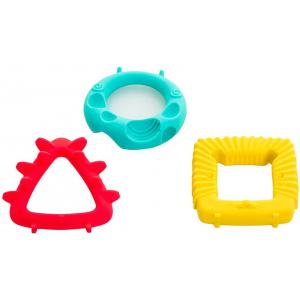 Baby To Love - 701927 - Les Animaux géométriques, jouets de dentition (433620)