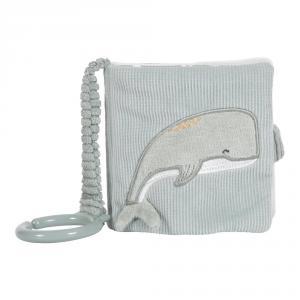 Little-dutch - LD4826 - LD Livre pour poussette en tissu - Ocean mint (434364)
