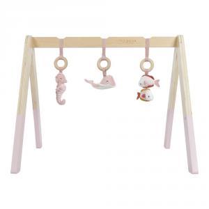 Little-dutch - LD4833 - LD Arche d'éveil en bois - Ocean pink (434384)