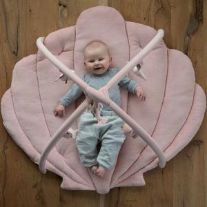 Little-dutch - LD4845 - LD Tapis d'activités coquille - Ocean pink (434420)