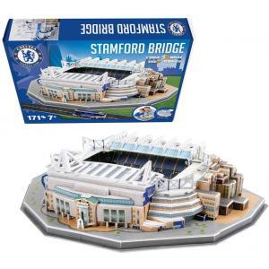 Megableu editions - 3725 - Stade 3d - stamford bridge stadium -chelsea (436442)