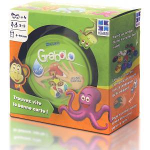 Megableu editions - 678127 - Grabolo - jeu d'observation dés 4 ans (436468)
