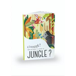 Sassi - 302754 - Mondes en boîte - le royaume de la jungle 3d - âge conseillé : 3 ans (436508)