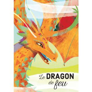 Sassi - 302990 - Livre et puzzle de 100 pièces - le dragon - âge conseillé : 5 ans (436514)
