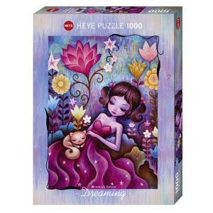Heye - 29849 - PUZZLE 1000 pièces - DREAMING BETTER TOMORROW (437252)