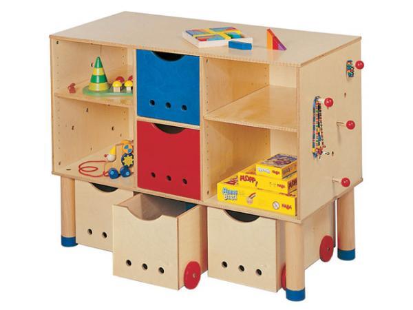haba bac de rangement. Black Bedroom Furniture Sets. Home Design Ideas