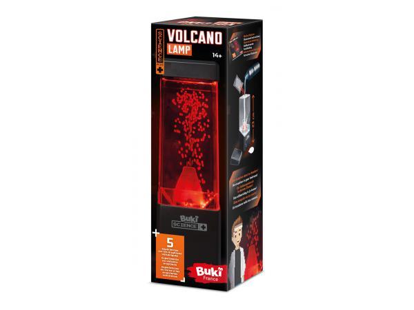Lampe volcan