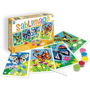 Sentosphere - 8813 - Sablimage - papillons (451042)