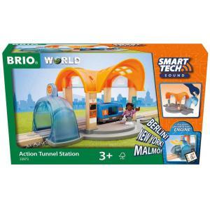 Brio - 33973 - Gare smart tech sound  - Age 3 ans + (451680)