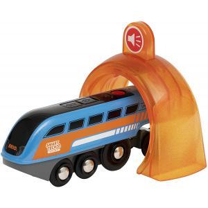 Brio - 33971 - Locomotive a enregistreur vocal smart tech sound  - Age 3 ans + (451682)