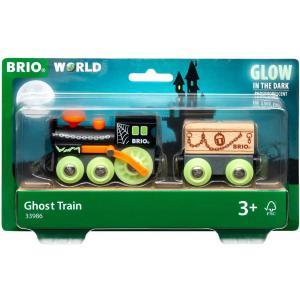 Brio - 33986 - Train fantome  - Age 3 ans + (451684)