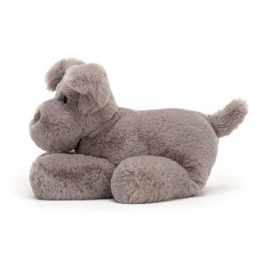 Jellycat - HUG2D - Peluche chien Huggady - l = 12 cm x H =22 cm (452546)