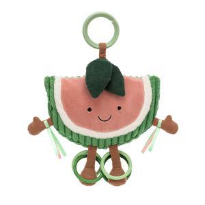 Jellycat - AAT2W - Amuseable Watermelon Activity Toy - 12 cm (452814)