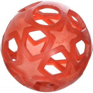 Hevea - 121401 - Star Ball en caoutchou Star Ball en caoutchouc nature (452934)