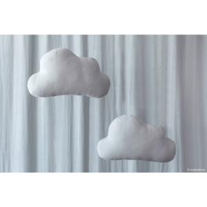 Nobodinoz - N116105 - Coussin Cloud RIVIERA BLUE (453083)