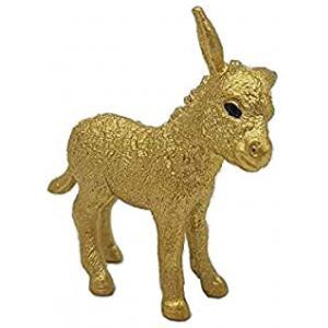 Schleich - 72145 - Figurine Golden donkey (453864)