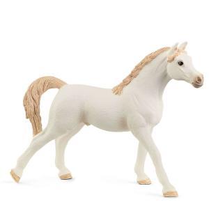 Schleich - 72153 - Figurine Étalon arabe, blanc (453872)