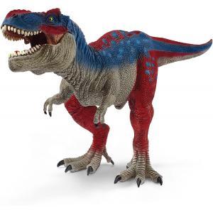 Schleich - 72155 - Figurine Tyrannosaure rex bleu (453876)