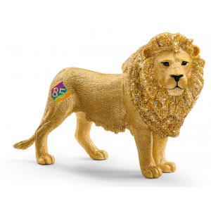Schleich - 72156 - Figurine Édition spéciale du lion pour les 85 ans (453878)