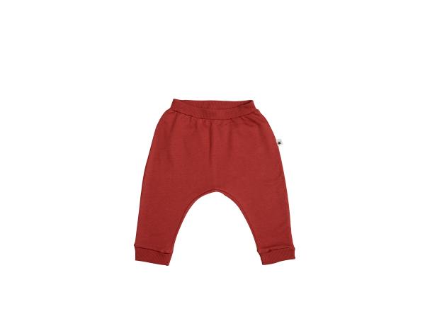 Baggy-bri - rouge - 3-4 ans