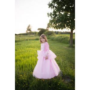 Great Pretenders - 70568 - Princesse rose et argent, robe et cape, taille EU 104-116 - 4-7 ans *Edition limitée* (454716)