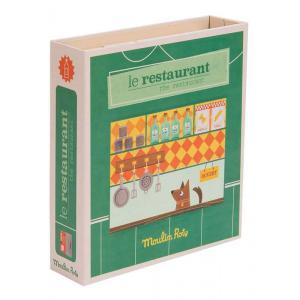 Moulin Roty - 710418 - Coffret Restaurant Les coffrets métiers (455008)