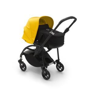 Bugaboo - BU336 - Poussette bee 6 Jaune citron, nacelle et planche à roulette confort+ (455046)